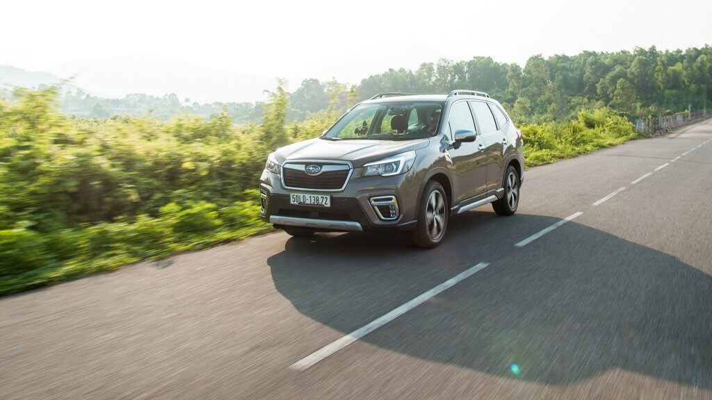 Xe Subaru Forester 2020