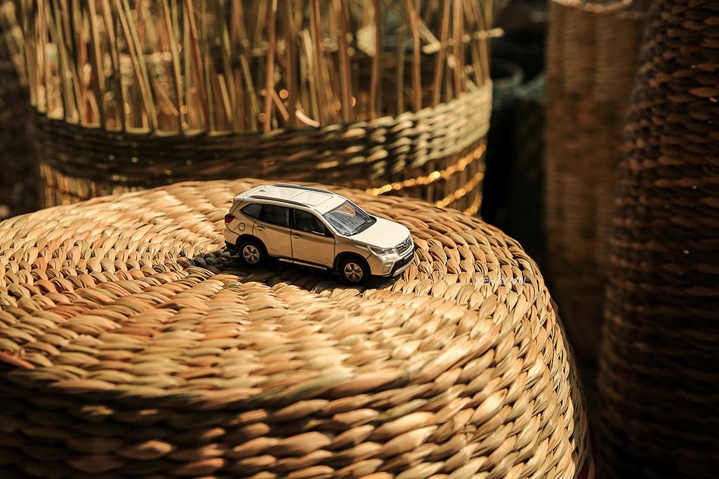 Mô hình xe Subaru Forester